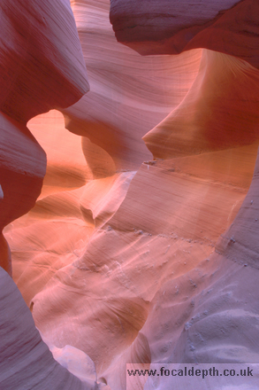USA - Lower Antelope Canyon, Page, Arizona