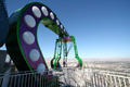 USA - Thrill ride at the top of the Stratosphere, Las Vegas