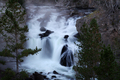 Yellowstone - Firehole Falls, Firehole Canyon Drive, Yellowstone National Park