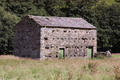 UK - Old field barn, Upper Swaledale