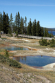 Yellowstone - West Thumb Geyser Basin, Yellowstone National Park, Wyoming