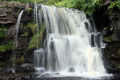 UK - East Gill Force in Swaldale North Yorkshire